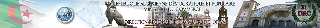 Direction Régionale du Commerce d' Oran